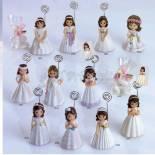 Muñecas pinza comunion