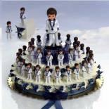 composicion tarta niño marinero