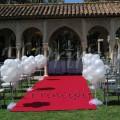 Decoraciones de globos bodas