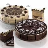 Composicion tarta Chocolate